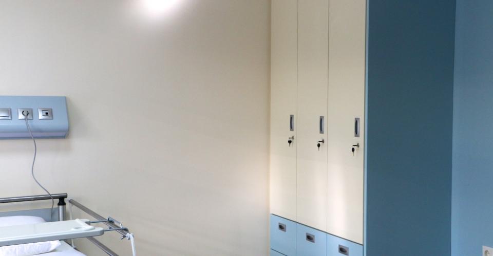 Ψυχιατρική Κλινική 'Αγιος Νικήτας - Τρίκλινο Δωμάτιο Λεπτομέρειες