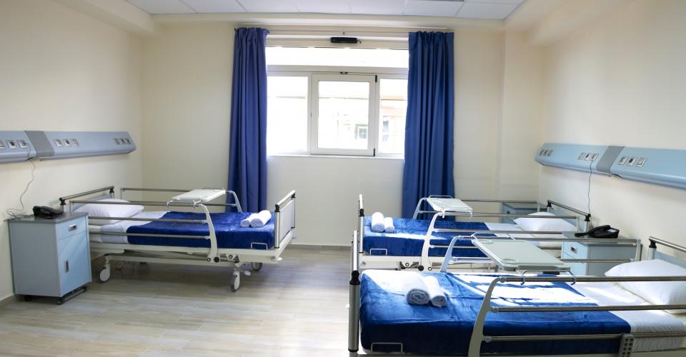 Ψυχιατρική Κλινική 'Αγιος Νικήτας - Τρίκλινο Δωμάτιο