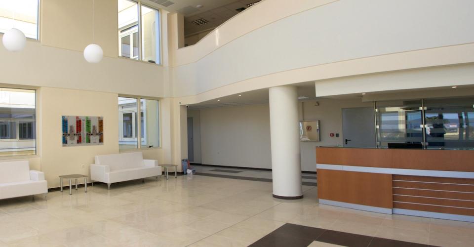 Ψυχιατρική Κλινική Άγιος Νικήτας - Χώρος Υποδοχής  - Reception
