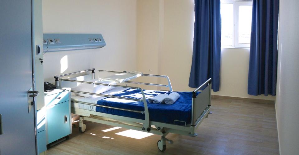 Ψυχιατρική Κλινική Άγιος Νικήτας - Μονόκλινο δωμάτιο