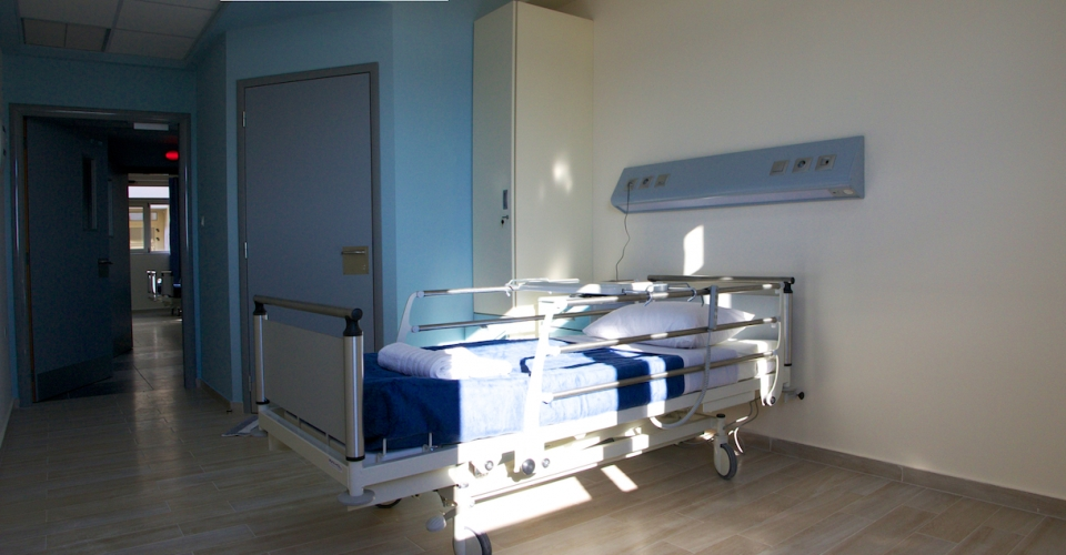 Ψυχιατρική Κλινική 'Αγιος Νικήτας - Μονόκλινο δωμάτιο