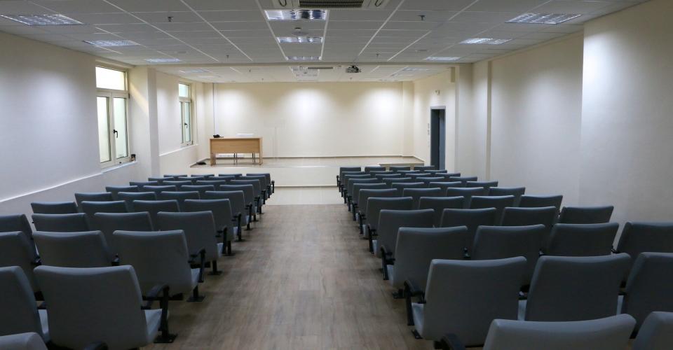 Ψυχιατρική Κλινική Άγιος Νικήτας - Αίθουσα σεμιναρίων
